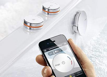 App für Multiplex Trio E-Armaturen - Bad, Badezimmer, Dusche und ... | {Armaturen badewanne 65}
