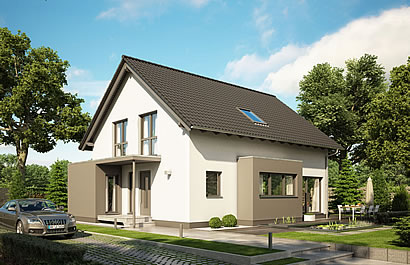 Fingerhaus neo  Klassiker mit faszinierenden Details - Bauweisen - Hausbau ...