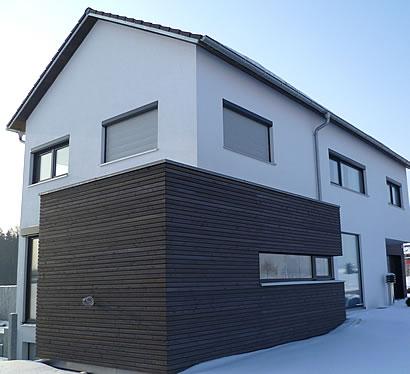 Bekannt Das Haus mit Holz verkleiden - bauen.com JY67