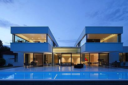 Moderne Hauser Von Bauhaus Bis Bauen Com
