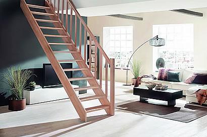 massivholz treppen online bestellen. Black Bedroom Furniture Sets. Home Design Ideas
