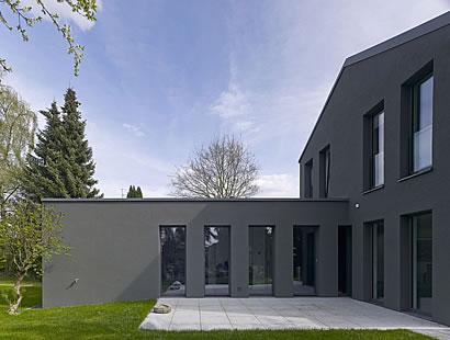 wie aus einem guss hausbau bauweisen rohbau. Black Bedroom Furniture Sets. Home Design Ideas
