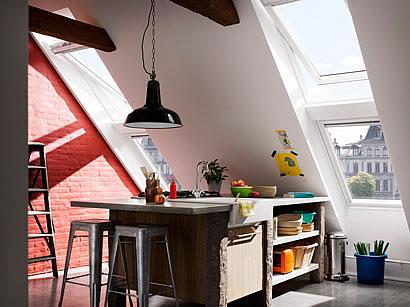 kunststoff fenster in k che und bad. Black Bedroom Furniture Sets. Home Design Ideas