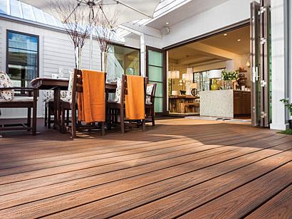 auf der terrasse wohnen. Black Bedroom Furniture Sets. Home Design Ideas
