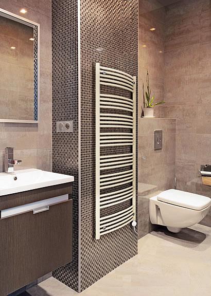 Quarzstrahler Badezimmer