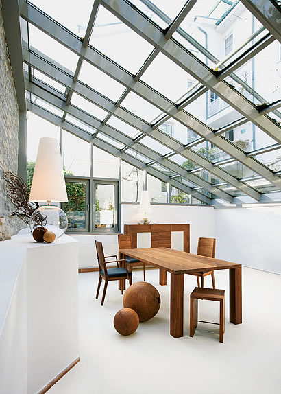 Exklusive Massivholzmöbel - bauen.com