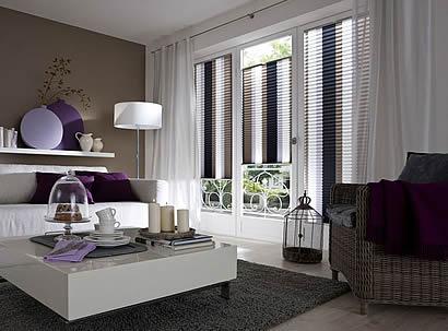 moderne plissees alternative zum rollo. Black Bedroom Furniture Sets. Home Design Ideas
