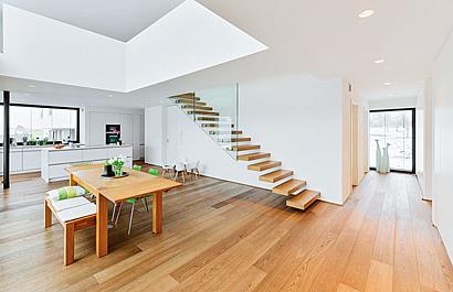 Purer minimalismus for Minimalismus im haus