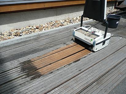 Immer sauber bleiben Terrasse Garten und Außenanlagen