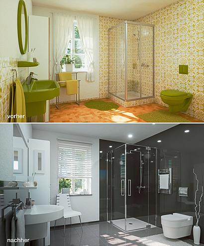 eins zwei drei und neu. Black Bedroom Furniture Sets. Home Design Ideas