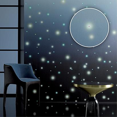 tapeten mit berraschenden oberfl chen. Black Bedroom Furniture Sets. Home Design Ideas