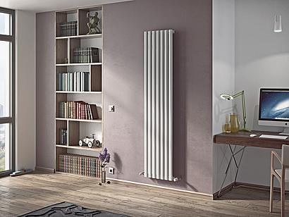 ein heizk rper der optisch akzente setzt heizung. Black Bedroom Furniture Sets. Home Design Ideas