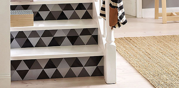 kreative hauptrolle die tapete. Black Bedroom Furniture Sets. Home Design Ideas
