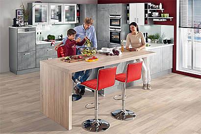 Die morderne Küche - Küche & Kochen - kueche1.com - Ausbau ...