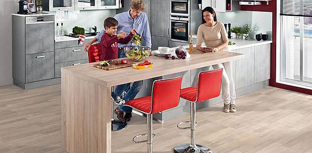 Die morderne Küche - bauen.com