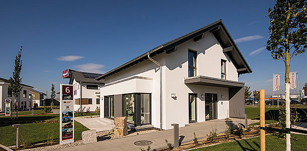 Modernes Haus Mit Charakter