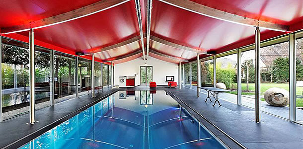 Swimmingpool - den Garten verschönern!