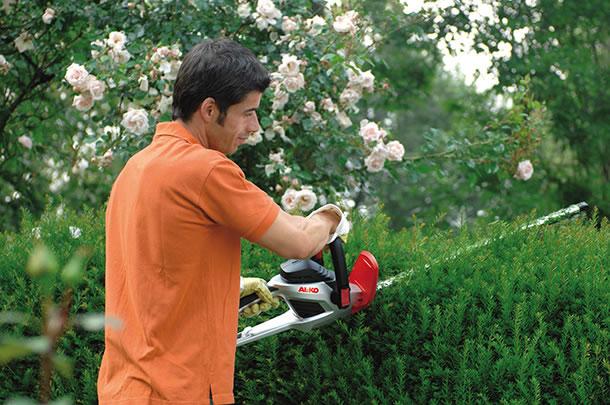 Fit f r den heckenschnitt for Garten pool vorschriften