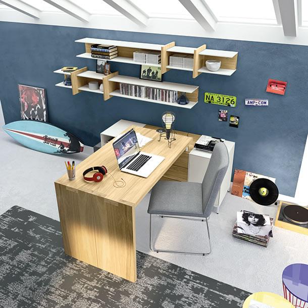 kleine r ume ganz gro. Black Bedroom Furniture Sets. Home Design Ideas