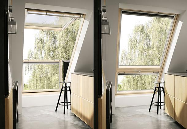 das dach zum himmel ffnen. Black Bedroom Furniture Sets. Home Design Ideas