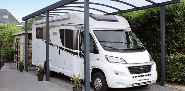 carport garage drau en. Black Bedroom Furniture Sets. Home Design Ideas
