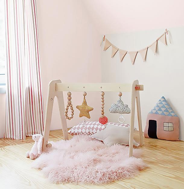 Gesunde Wandgestaltung Furs Babyzimmer Bauen Com