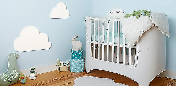 Gesunde Wandgestaltung Fürs Babyzimmer