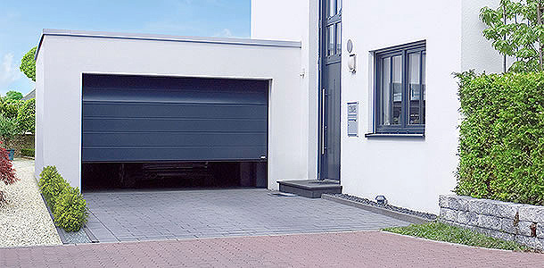 Vom Smart Home zur smarten Garage