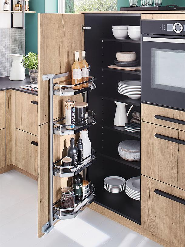 Stauraum Ideen.Stauraum Ideen Für Kleine Küchen Bauen Com