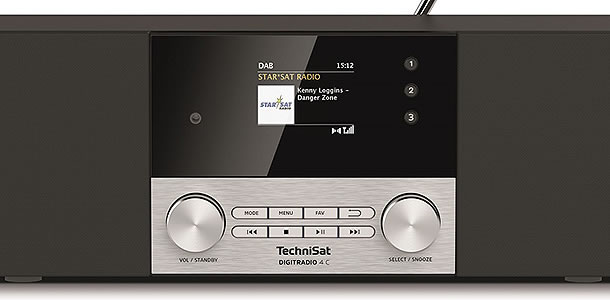 TechniSat: Neues Digitalradio DIGITRADIO 4 C