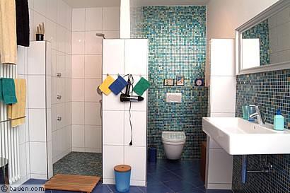 kleine quadrate mit gro er wirkung bad badezimmer. Black Bedroom Furniture Sets. Home Design Ideas