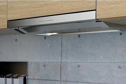 einbauhaube firstline zentrifugalkraft statt fettfilter berbel bilder. Black Bedroom Furniture Sets. Home Design Ideas