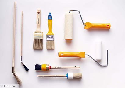 pinsel ist nicht gleich pinsel. Black Bedroom Furniture Sets. Home Design Ideas