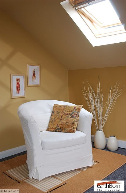 mit farbe energie sparen. Black Bedroom Furniture Sets. Home Design Ideas