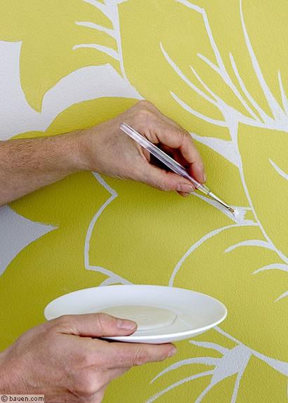 farbenmix limone mit schoko wohnen in sch nen farben wohnen leben. Black Bedroom Furniture Sets. Home Design Ideas