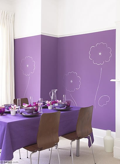 lila launen wohnen in sch nen farben wohnen leben. Black Bedroom Furniture Sets. Home Design Ideas