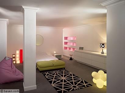 das gewisse etwas wandgestaltung wohnen leben. Black Bedroom Furniture Sets. Home Design Ideas