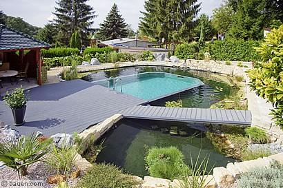 Urlaub am eigenen pool for Schwimmbad im garten