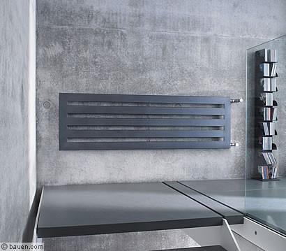 Zehnder Metropolitan: Neue Gestaltungsspielräume Im Wohnraum Ermöglicht Der  Design Heizkörper Zehnder Metropolitan In Der