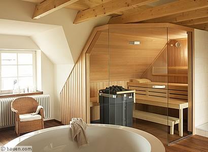 Sauna Fußboden Dämmen ~ Tipps für den saunaeinbau zu hause bauen