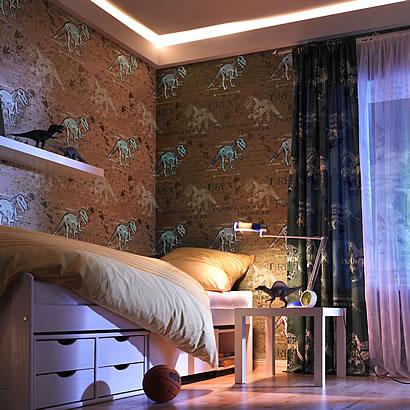 modernes kinderzimmer f r jugendliche sch ne farbkombination pictures to pin on pinterest. Black Bedroom Furniture Sets. Home Design Ideas