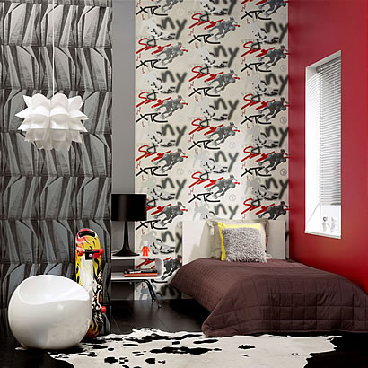 moderne raumgestaltung f r jugendliche. Black Bedroom Furniture Sets. Home Design Ideas