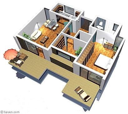 flexibler wohnen. Black Bedroom Furniture Sets. Home Design Ideas
