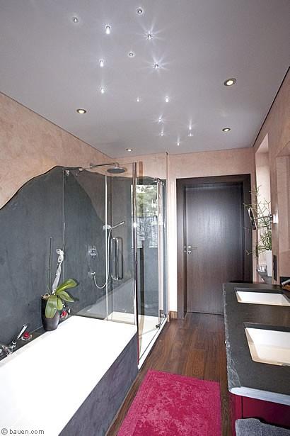 wellness oase zu hause wandgestaltung wohnen leben. Black Bedroom Furniture Sets. Home Design Ideas