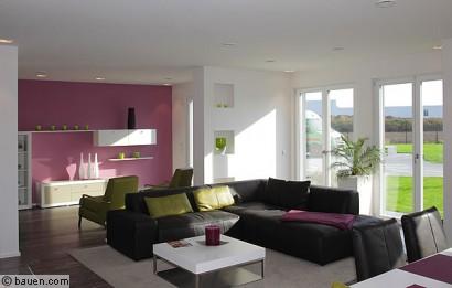 Flexible Wohnraumgestaltung - Bauweisen - Hausbau - Hausbau ...