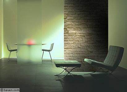 Wanddesign farbe gartenh cksler - Wanddesign ...
