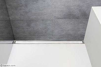 bodenebene duschplatzl sungen. Black Bedroom Furniture Sets. Home Design Ideas