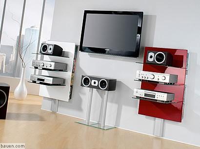 m bel f r die video und soundanlage. Black Bedroom Furniture Sets. Home Design Ideas