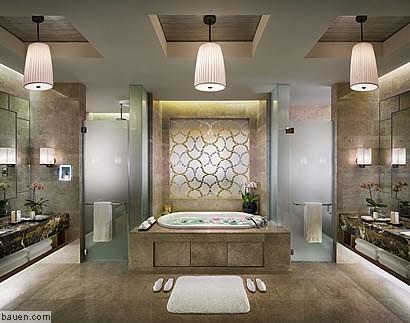 wellness im eigenen zuhause - bad, badezimmer, dusche und