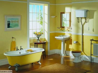 Das eigene Bad antik gestalten - bauen.com